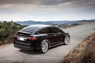 Tesla Model X Review 2016 Tesla Model X Review Autoevolution