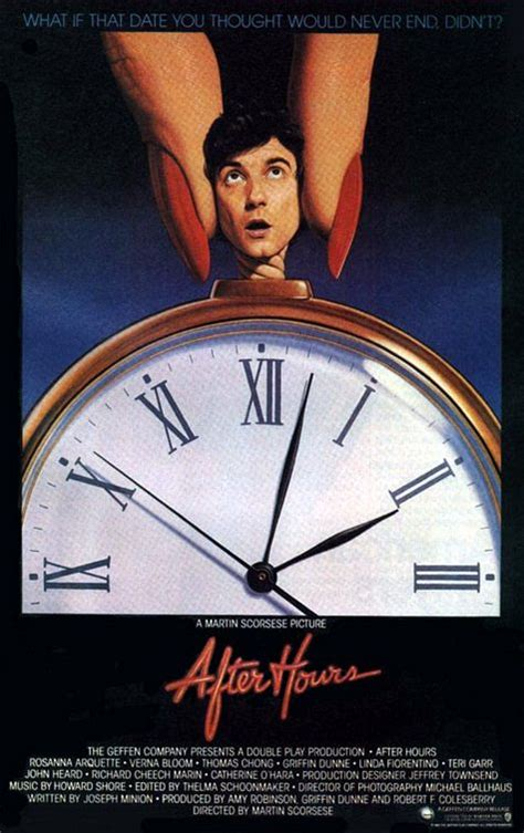 afterhours the best of after hours martin scorsese s best stand by for
