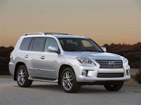 Used Lexus Suvs 10 Best Used Luxury Suvs Autobytel