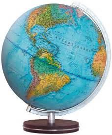 World Globe Map by Columbus World Globe Panorama