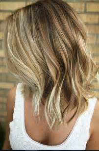 how to balayage on medium length hair 15 balayage medium hairstyles balayage hair color ideas