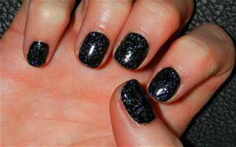 Manucure Pointu by Ongle En Gel Pointu Noir