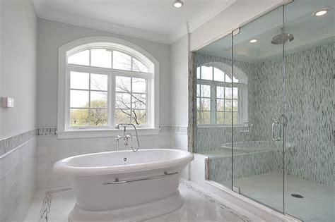 Bathroom With Bathtub And Shower 25 White Bathroom Ideas Design Pictures Designing Idea