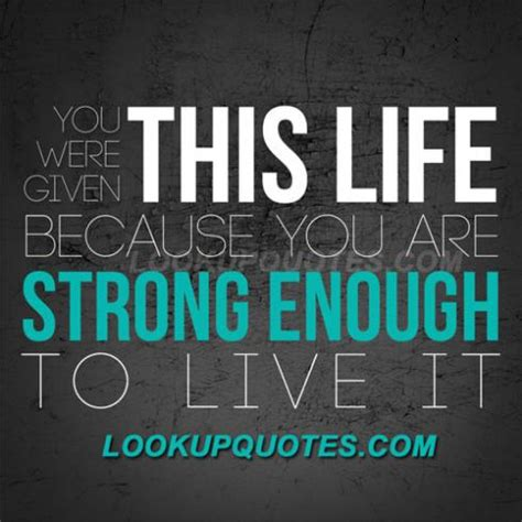 Strong Quotes Quotes About Being Strong Quotesgram