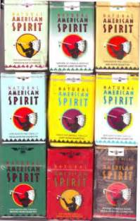 american spirit colors ajalon