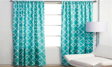 turquoise and gray curtains purple gray and white bedroom