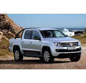 Volkswagen Amarok Ganha S&233rie Special Edition No Reino Unido