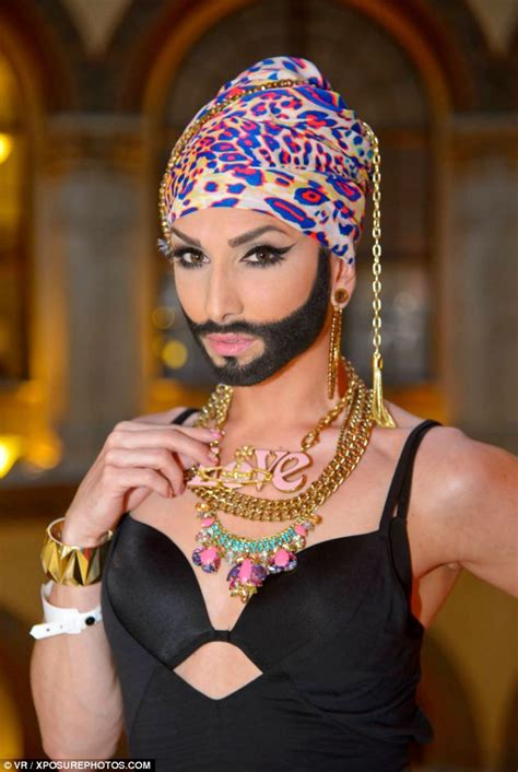 celebrity capital definition conchita wurst s transformation from male singer to