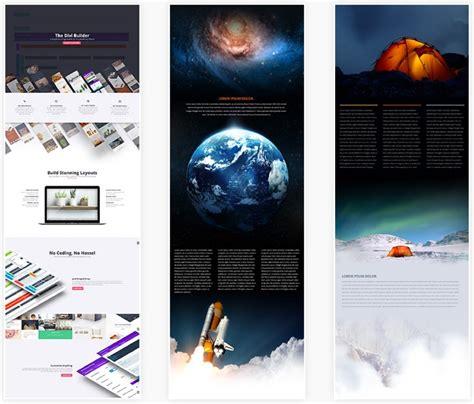 layout builder widget area 1 divi builder plugin review drag drop page builder 2018