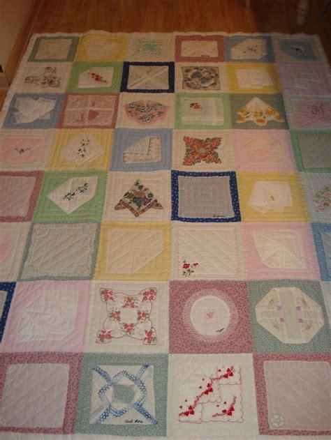 quilt pattern using handkerchiefs 12 best quilting butterfly handkerchiefs images on