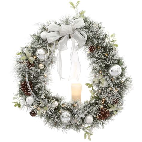 battery operated wreath battery operated wreaths buy battery operated wreath