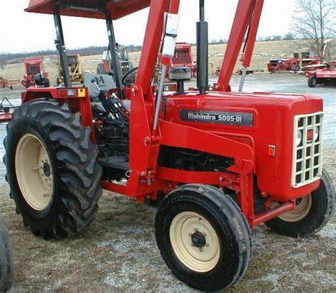 mahindra 3505 di mahindra 5005 di tractor construction plant wiki