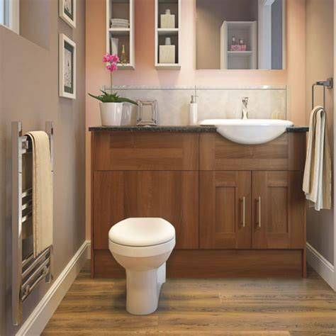 Free Standing Furniture   Bathroom Cabinets   DIY at B&Q