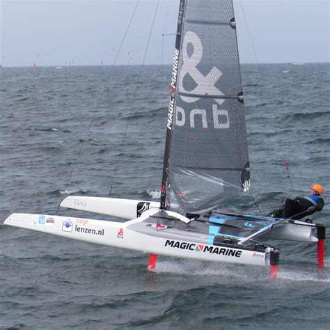 sailing boat of the year four boats on world sailing boat of the year award