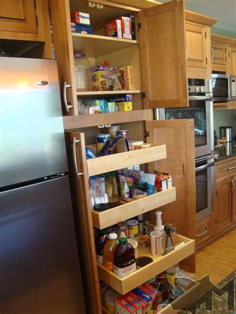 kitchen cabinet roll out trays the pantry cabinet with roll out trays is our customer s