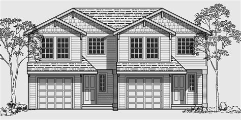 two storey house plans with garage two story duplex house plans 4 bedroom duplex plans duplex plan