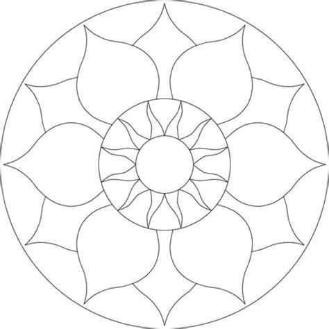 mosaic pattern to print quot chakra quot mosaic pattern brett cbell mosaics