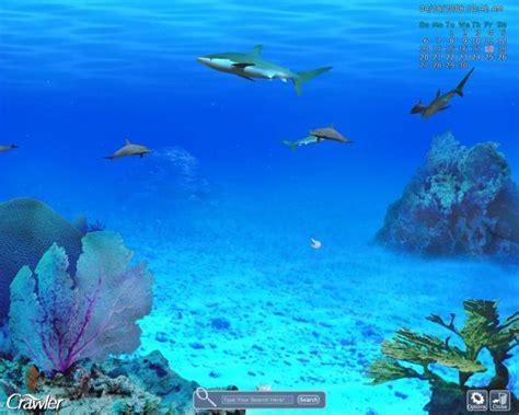 imagenes para pc con movimiento real 3d crawler 3d marine aquarium descargar