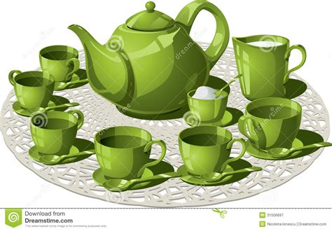 a for all time tea set tea time royalty free stock photography image 31506697