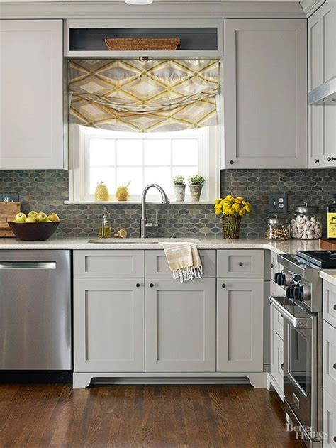 best cabinet color for small kitchen small kitchens cabinets and window on pinterest