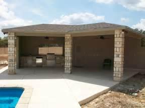 Designing An Outdoor Kitchen Murph Pool House West Ridge Construction