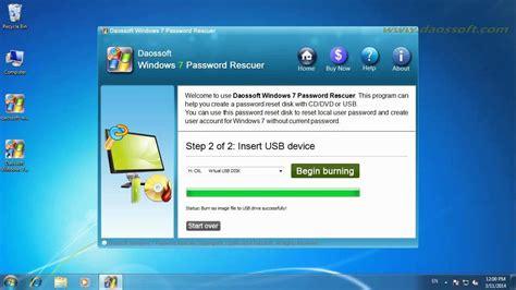forgot windows 7 admin password on lenovo thinkpad laptop how to reset