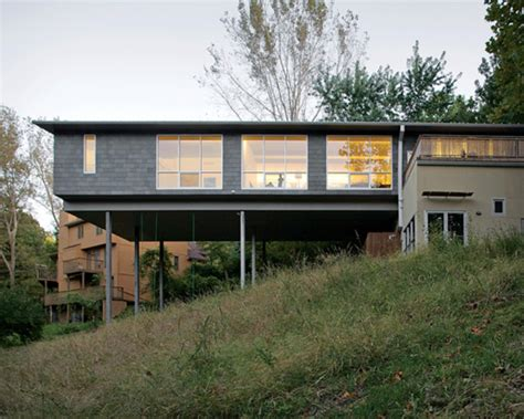 home design kansas city playful cantilever house in kansas city missouri