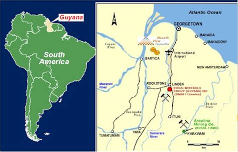 the upward spiral of land prices in guyana kaieteur news first bauxite corporation