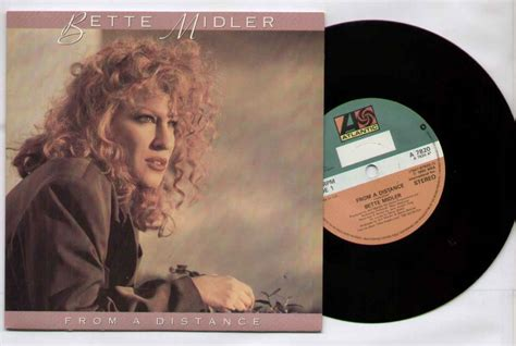 bette midler from a distance album bette midler from a distance records lps vinyl and cds