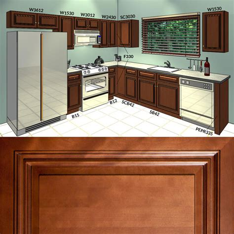 rta wood kitchen cabinets all solid wood kitchen cabinets geneva 10x10 rta