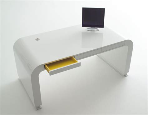Stylish White Imac Computer Desk Computer Desk For Imac
