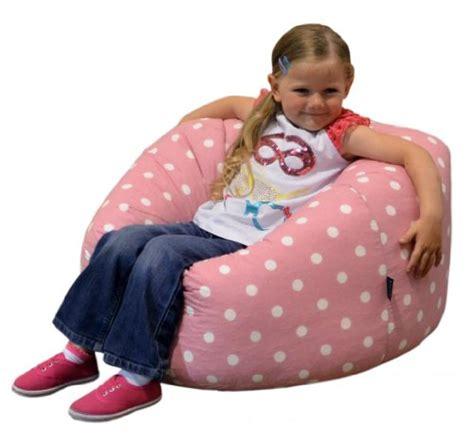 childrens bean bag chairs dunelm mill gilda 174 childrens bean bag pink spots cotton ideal