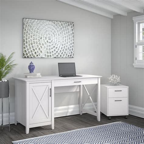 bush furniture key west  computer desk  storage