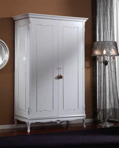 armadi classici di lusso 3615 armadio armadio 2 ante ideale per camere da letto