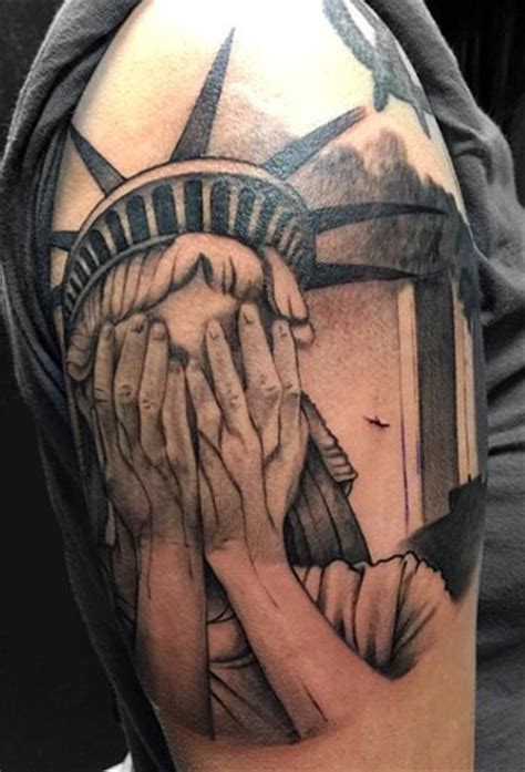 nyc tattoos designs 70 statue of liberty designs for new york city