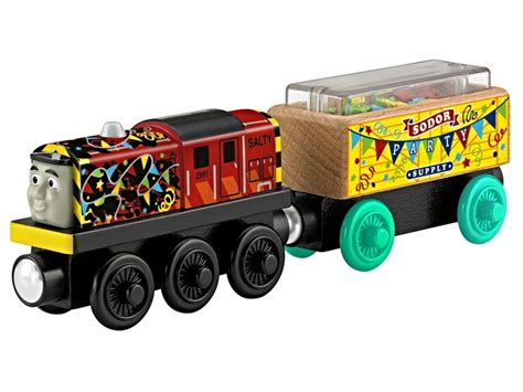 Rail And Friends and friends wooden railway trains cranky crane track