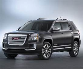 Buick Gmc 2017 Gmc Terrain 2017 2018 Best Cars Reviews