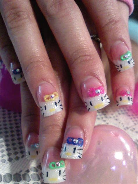 imagenes uñas decoradas punta blanca u 241 as punta blanca brillo nails pinterest