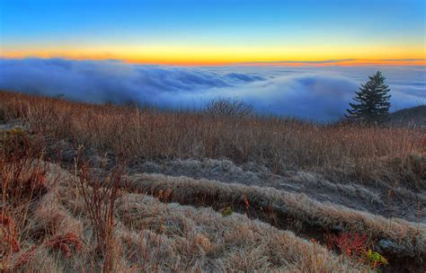 Black Balsam Knob To Cold Mountain by Pv Hiking Black Balsam Knob March 17th 19th 2014