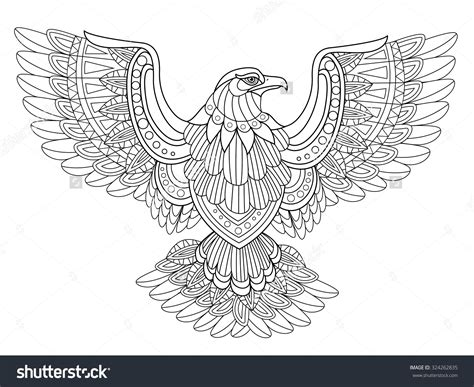 philippine eagle coloring page endangered animals colouring pages philippine eagle