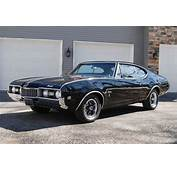 1968 Oldsmobile Cutlass S