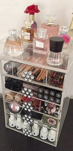 Bathroom Makeup Storage Ideas 1000 Ideas About Makeup Storage On Makeup Organization Makeup Vanities And Room