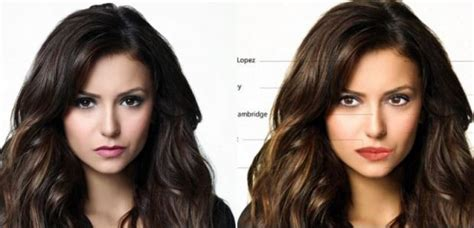 Most Desired Face Shape For Models | plastic surgeon s most desirable face is photoshopped