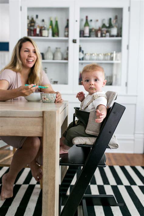 stokke tripp trapp hazel grey ad the scandinavian tripp trapp chair grows with babies