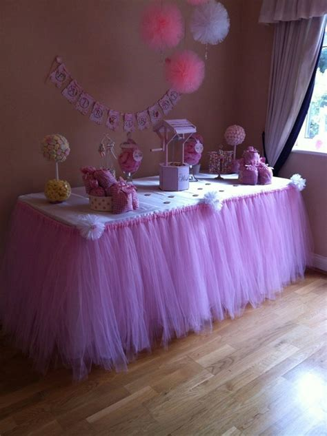 tulle tutu table skirt tulle table tutu custom winter tulle tutu table