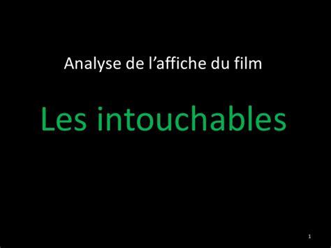 themes du film les intouchables exploitation de l affiche du film les intouchables