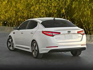 2013 kia optima hybrid price photos reviews features