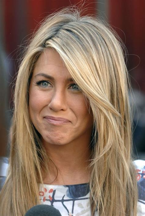 jennifer aniston hairstyles and colors always love her hair jennifer aniston hairstyles and