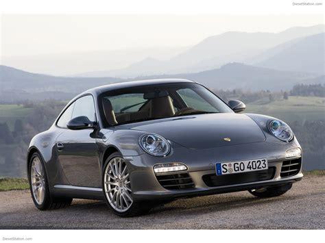 Porsche 911 Coupe by Porsche 911 4 4s Coupe And Cabriolet Car