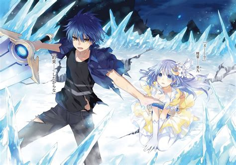 anime live anime review date a live the clinic